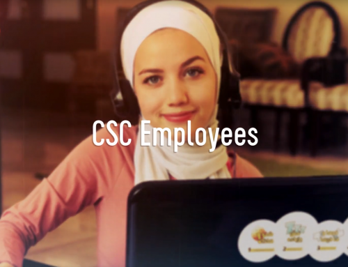 CSC Beyond's Quarantine work from home #StayHome